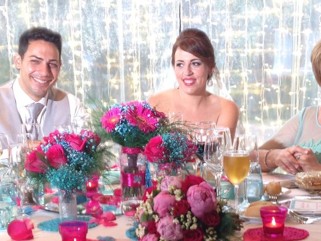 La boda de Fran y Sabrina en Estepona, Málaga 26