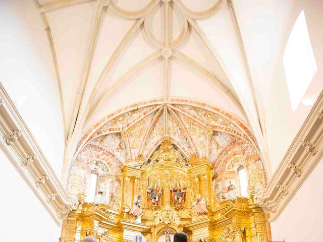 La boda de Alberto y María en Segovia, Segovia 1