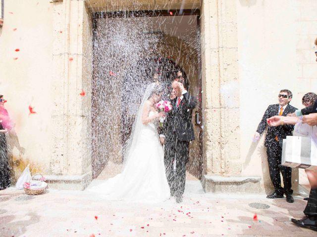La boda de Alberto y María en Segovia, Segovia 2