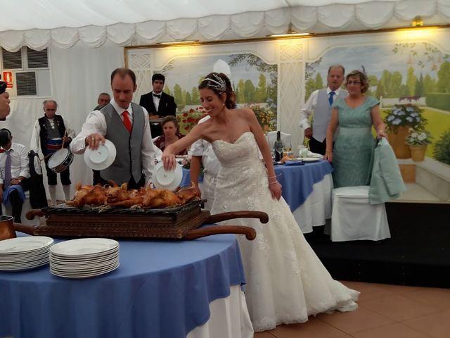 La boda de Alberto y María en Segovia, Segovia 6