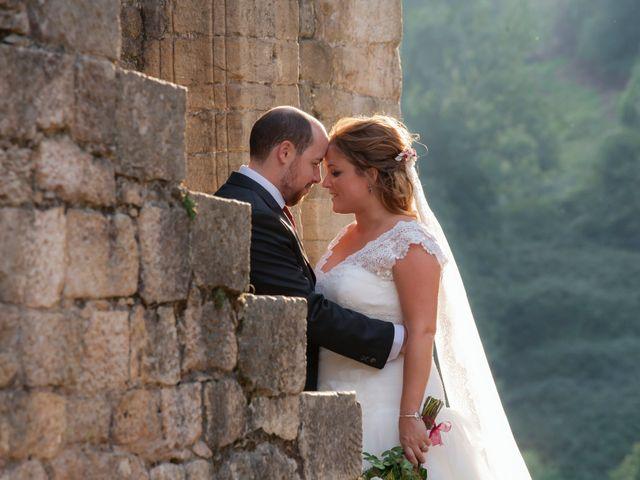 La boda de Chusa y Jaime