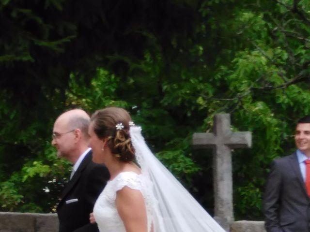 La boda de Andres y Alba en O Covelo (Santiago), Pontevedra 4