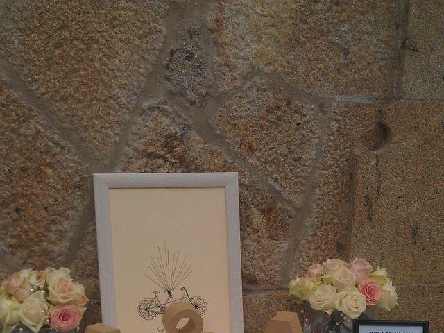 La boda de Andres y Alba en O Covelo (Santiago), Pontevedra 5