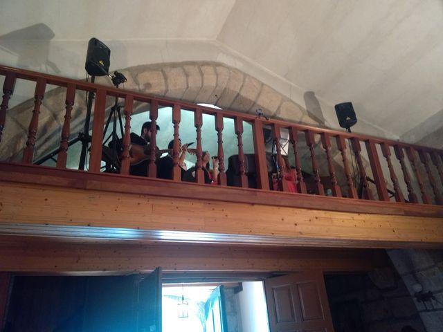 La boda de Andres y Alba en O Covelo (Santiago), Pontevedra 6
