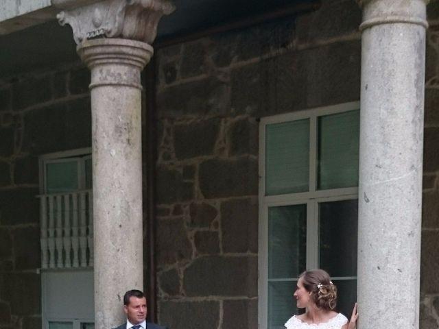 La boda de Andres y Alba en O Covelo (Santiago), Pontevedra 10