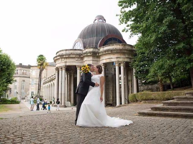 La boda de Andres y Alba en O Covelo (Santiago), Pontevedra 2