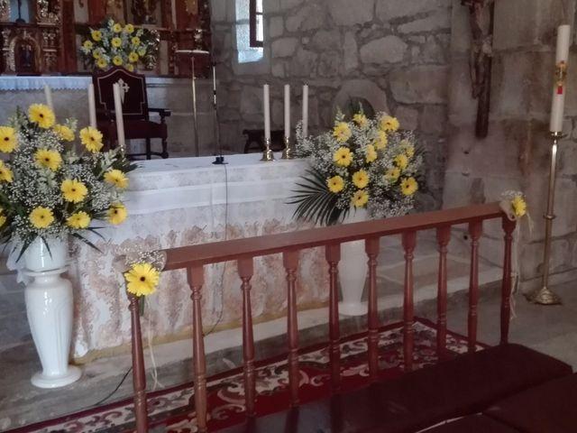 La boda de Andres y Alba en O Covelo (Santiago), Pontevedra 15