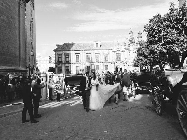 La boda de Salud y Ángel