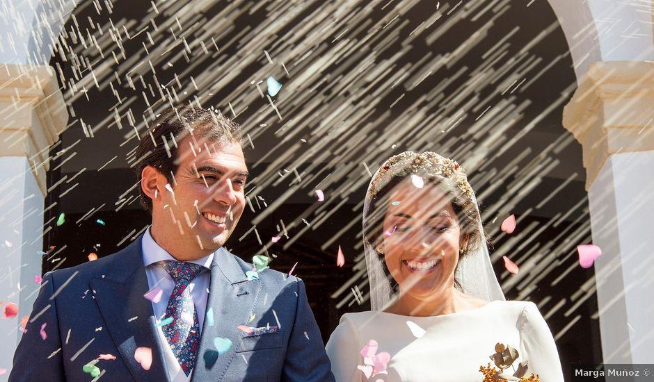 La boda de Juan y Anabel en Galaroza, Huelva