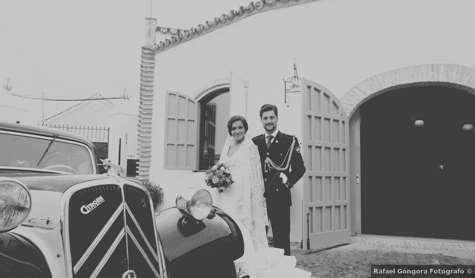 La boda de Mario y Marga en Villanueva Del Ariscal, Sevilla