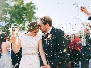 La boda de Ana y Matthew