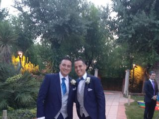 La boda de Javier y Javier 2
