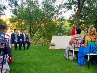La boda de Javier y Javier
