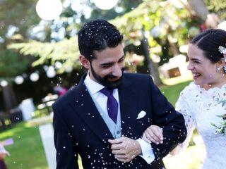 La boda de Marina y Vicent