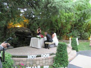 La boda de Juliana y Alberto