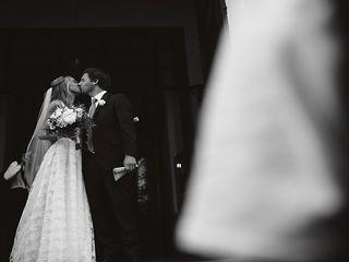 La boda de Charlotte y Rodolphe
