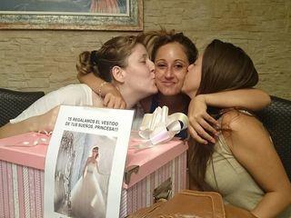 La boda de Ismael y Cristina 1