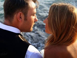 La boda de Ismael y Cristina