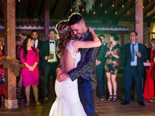 La boda de Lidia y Santi 2