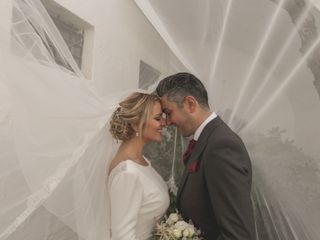 La boda de Verónica y Jonathan