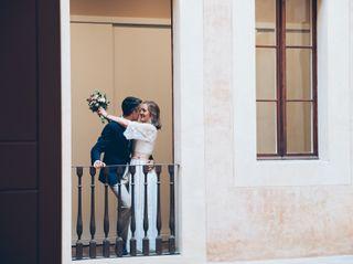 La boda de Alexandra y Jesús