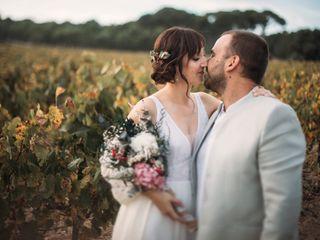 La boda de Noelia y Lluis