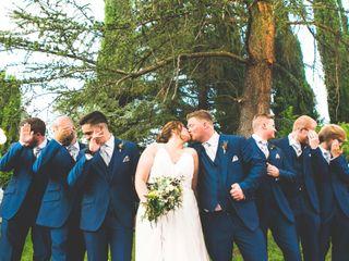 La boda de Rian y Stefan
