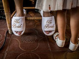 La boda de Luis y Yaiza 1