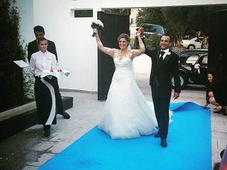 La boda de María del Mar y Joaquín