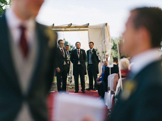 La boda de Matthew y Ana en Jerez De La Frontera, Cádiz 27