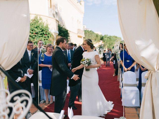 La boda de Matthew y Ana en Jerez De La Frontera, Cádiz 30