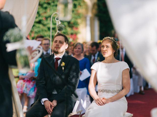 La boda de Matthew y Ana en Jerez De La Frontera, Cádiz 31