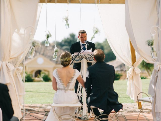 La boda de Matthew y Ana en Jerez De La Frontera, Cádiz 34