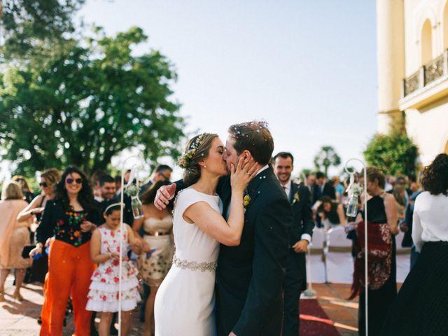 La boda de Matthew y Ana en Jerez De La Frontera, Cádiz 39