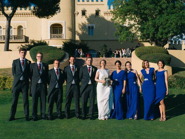 La boda de Matthew y Ana en Jerez De La Frontera, Cádiz 43