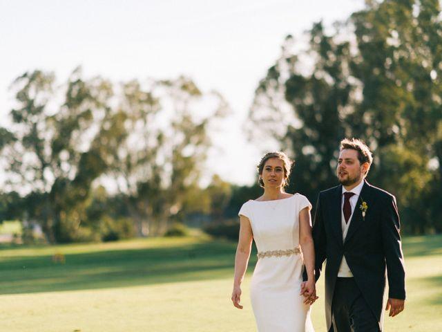 La boda de Matthew y Ana en Jerez De La Frontera, Cádiz 50
