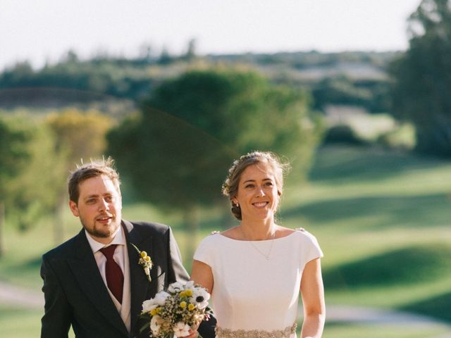 La boda de Matthew y Ana en Jerez De La Frontera, Cádiz 51