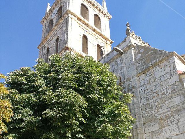La boda de Beatriz y Pablo en Dueñas, Palencia 1