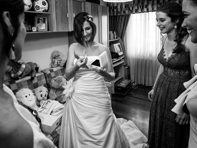 La boda de Jorge y Natalia en Lugo, Lugo 17