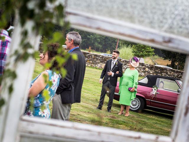 La boda de Jorge y Natalia en Lugo, Lugo 31