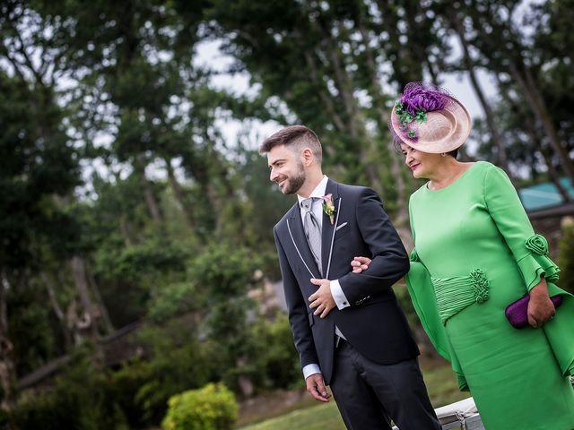 La boda de Jorge y Natalia en Lugo, Lugo 32