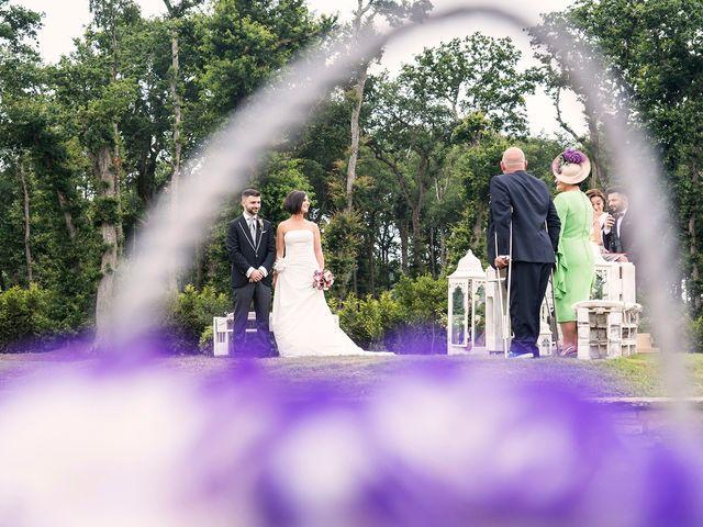 La boda de Jorge y Natalia en Lugo, Lugo 35