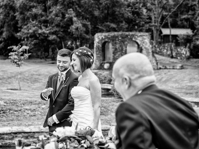 La boda de Jorge y Natalia en Lugo, Lugo 36