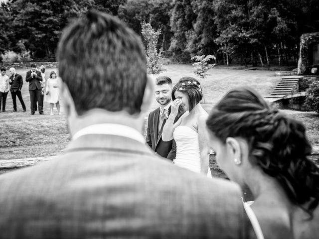 La boda de Jorge y Natalia en Lugo, Lugo 40