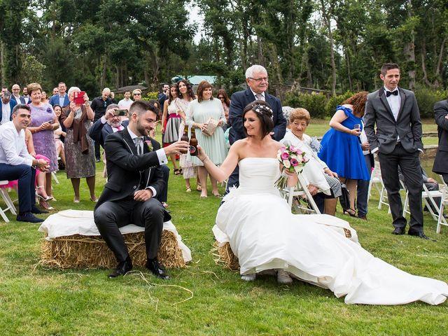 La boda de Jorge y Natalia en Lugo, Lugo 41