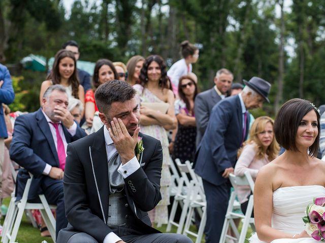 La boda de Jorge y Natalia en Lugo, Lugo 45