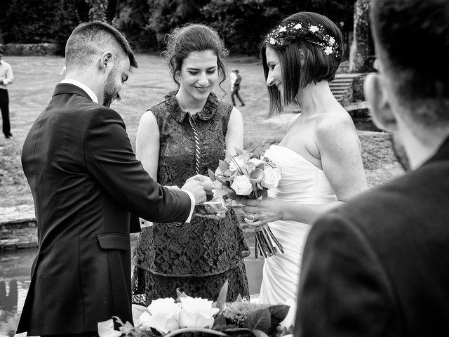 La boda de Jorge y Natalia en Lugo, Lugo 49
