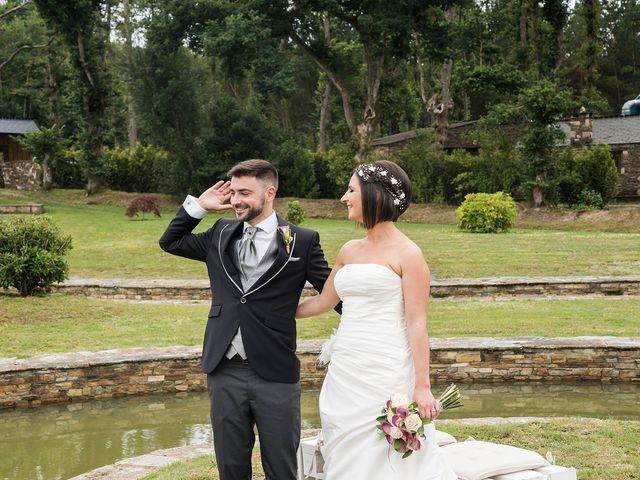 La boda de Jorge y Natalia en Lugo, Lugo 54
