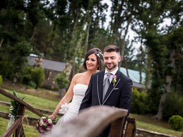 La boda de Jorge y Natalia en Lugo, Lugo 56