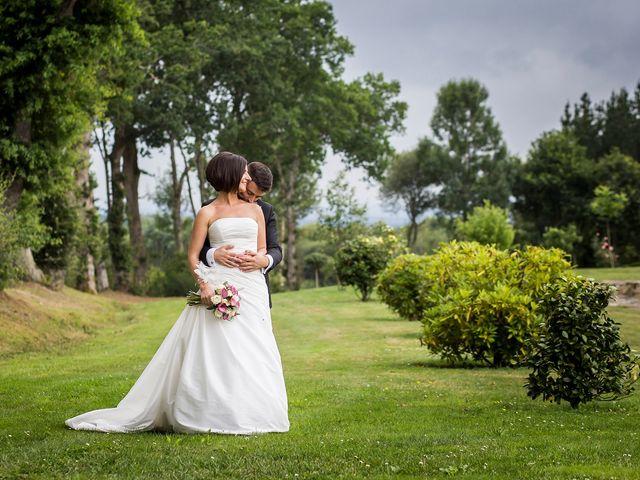 La boda de Jorge y Natalia en Lugo, Lugo 62